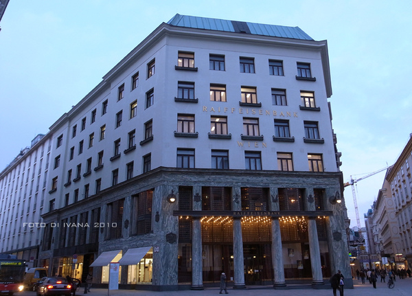 3/8 眾裡尋它千百度 Looshaus in  Michaelerplatz
