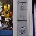 3/8 聖史蒂芬附近的商家妝飾蒐集~~ 有慕夏、基督、埃及這樣