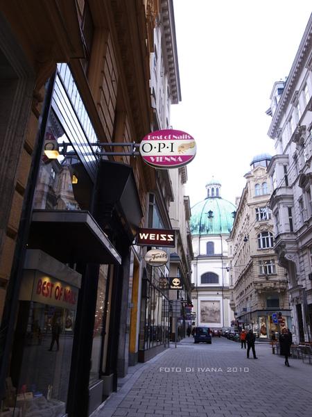 3/8 這條應該是Goldschmiedg 路底是聖彼得教堂