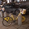 3/7 來一定得試試第一小時免費的維也納的腳踏車
