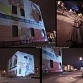 3/6 Vienna MQ夜景