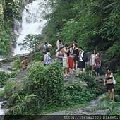 公園和瀑布7
