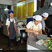 BaanThai中央廚房13