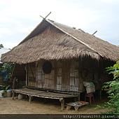傳統阿卡族建築