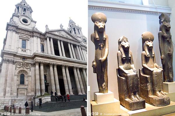 03_英國聖保羅大教堂+大英博物館