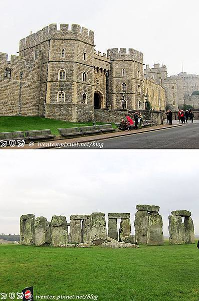 05_英國溫莎古堡+巨石陣