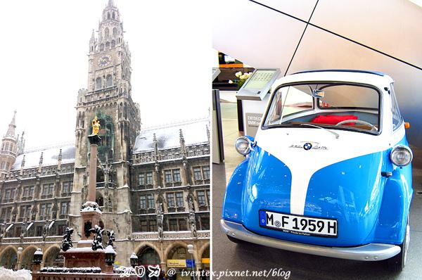 09_德國慕尼黑新市政廳+BMW新車展示中心