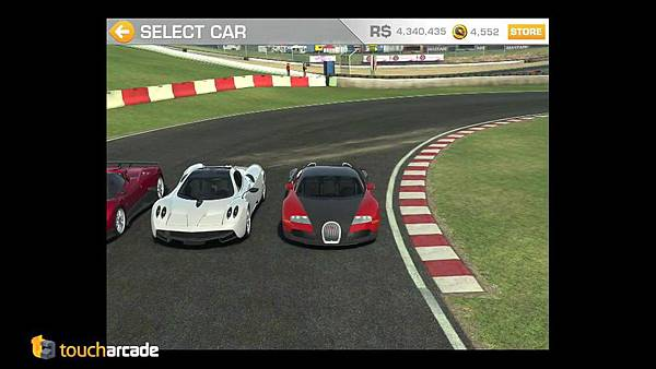 'Real Racing 3' iPad 3 Hands-On Gameplay_2013213113640