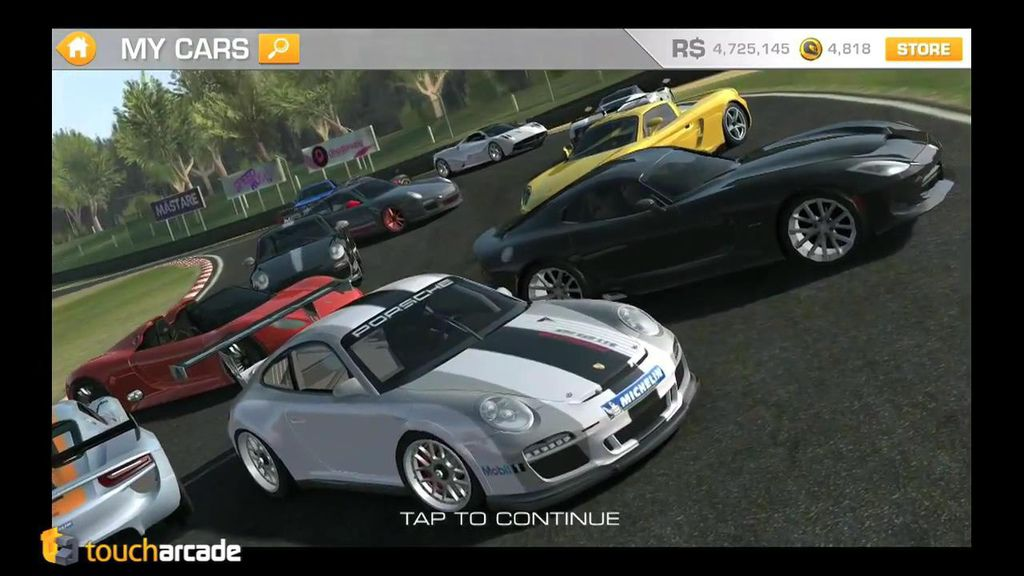 'Real Racing 3' iPhone 5 Developer Demonstration_2013213112530