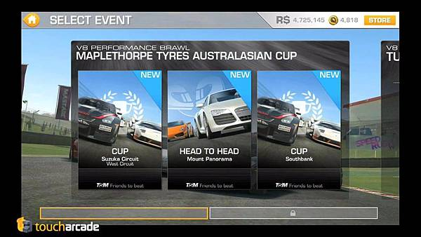 'Real Racing 3' iPhone 5 Developer Demonstration_2013213112633