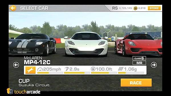 'Real Racing 3' iPhone 5 Developer Demonstration_2013213112659