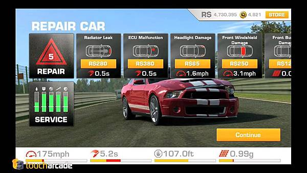 'Real Racing 3' iPhone 5 Developer Demonstration_2013213113153