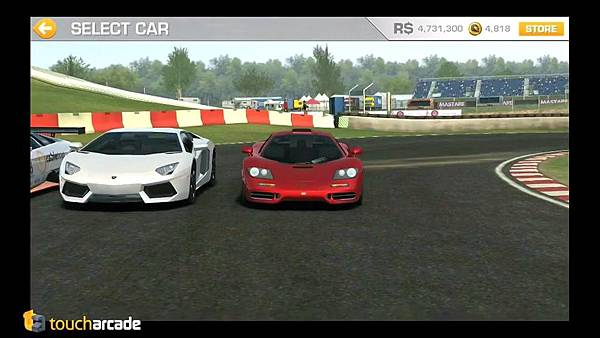'Real Racing 3' iPhone 5 Developer Demonstration_2013213113253