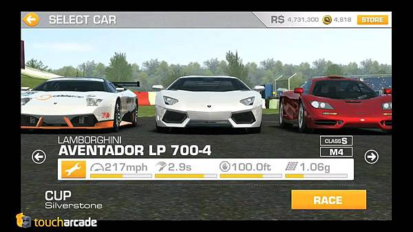 'Real Racing 3' iPhone 5 Developer Demonstration_2013213113257