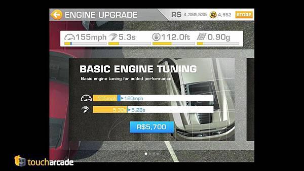 'Real Racing 3' iPad 3 Hands-On Gameplay_201321314574