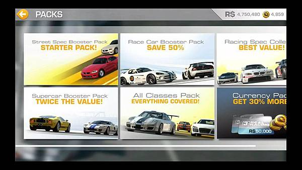 Real Racing 3 Hands-On - Quick Summary of the Game_2013213155040