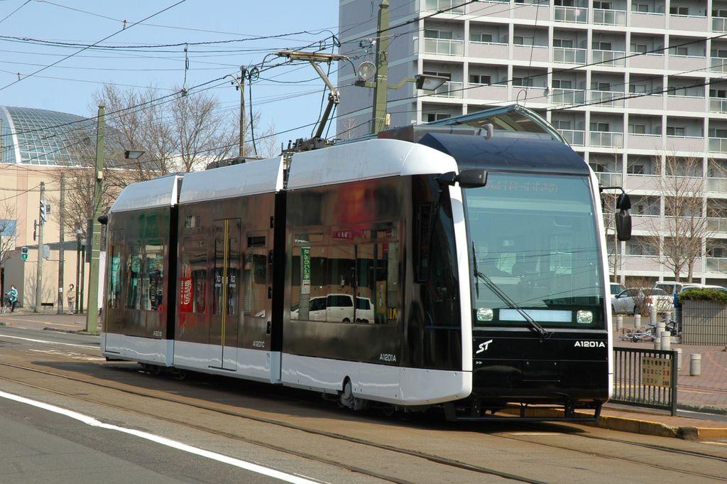 札幌市電A1200形