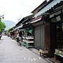 松本市區繩手通商店街