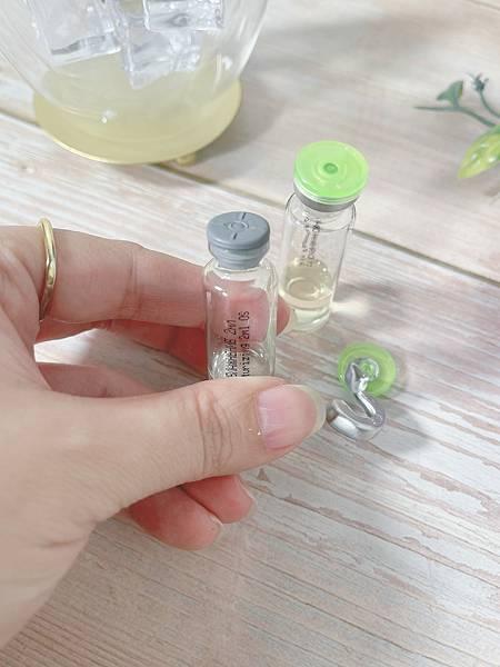 俄羅斯安瓶, 安瓶推薦, 小綠安瓶, 緹娜