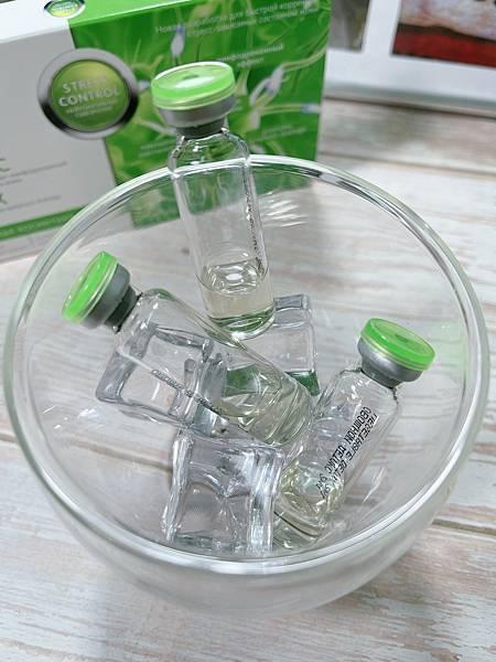 俄羅斯安瓶,  安瓶推薦, 保養品推薦, 小綠安瓶