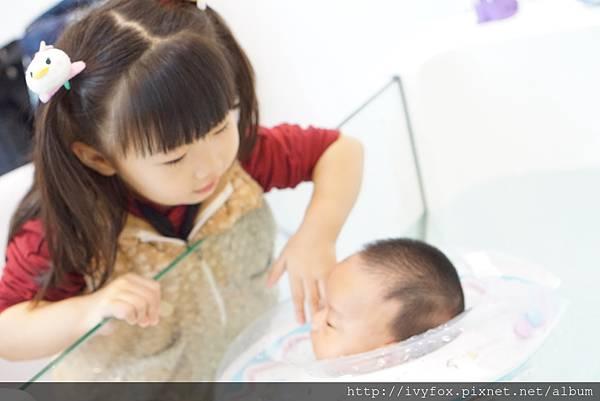 JoJo's 1M26D | Baby SPA 游學寶寶初體驗!