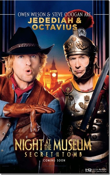 Night at the Museum 3 海報 3