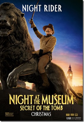 Night at the Museum 3 海報 5