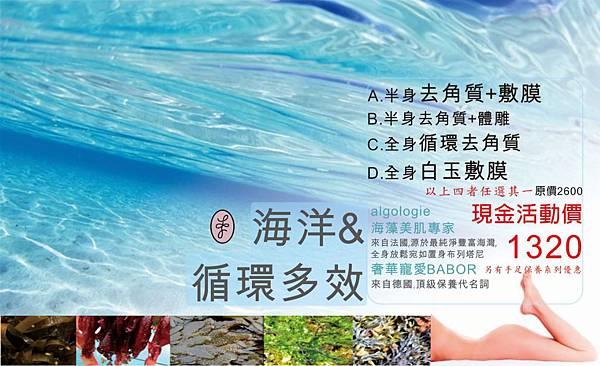 2015海洋循環優惠