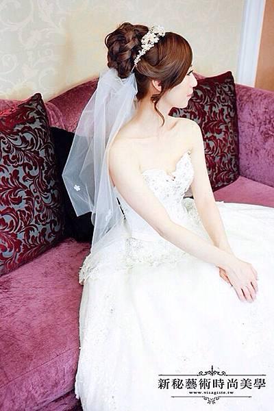 新娘秘書造型分享