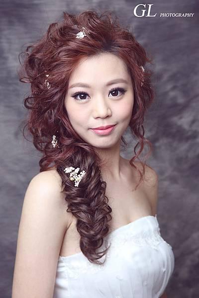 新娘彩妝造型教學