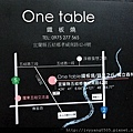 one table 05