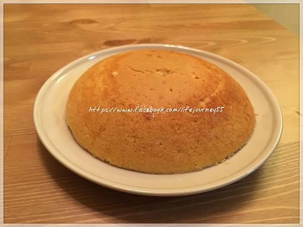 大同電鍋蒸海綿蜂蜜蛋糕12.JPG