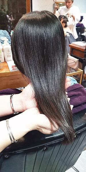 洗髮精效果