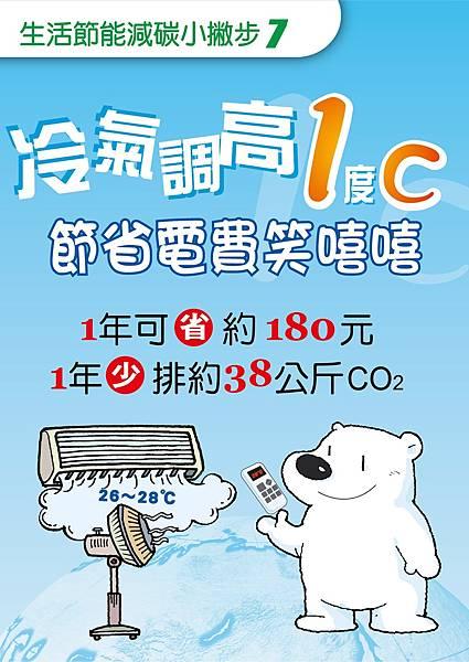 冷氣機節能省電方法