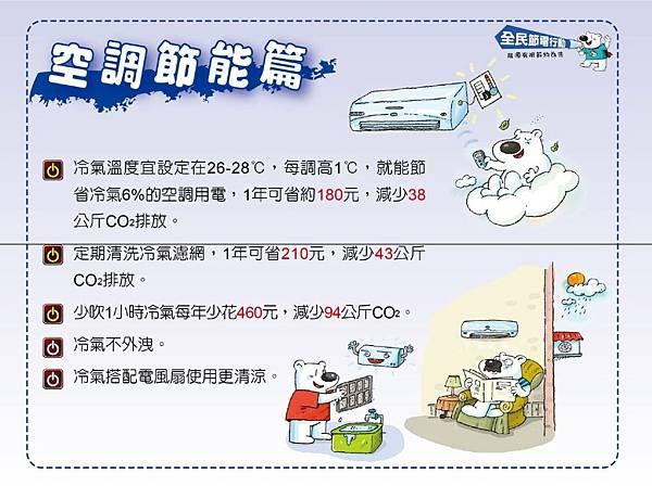 冷氣機節能省電