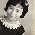 年輕時美麗可愛的媽媽