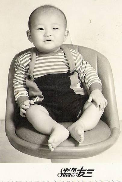 就這樣,民國六十一年我誕生了