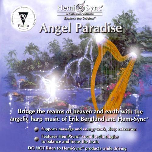iCD_62 《Angel Paradise-天使樂團》專輯封面