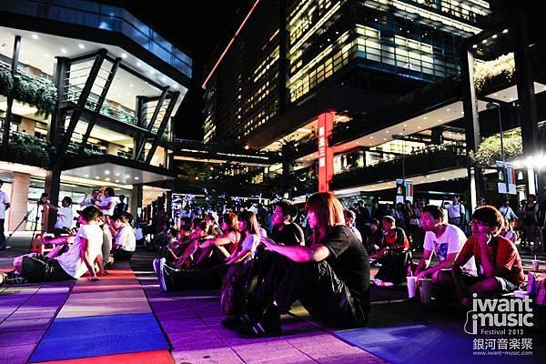 2013銀河音樂聚@信義香堤廣場