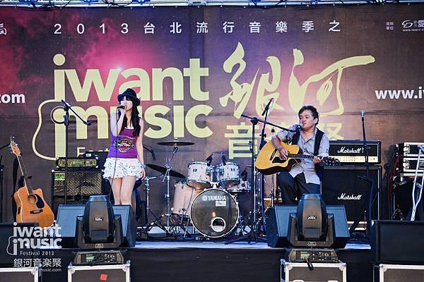 2013銀河音樂聚_王芊樺&李威漢