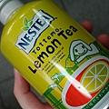 卡買的Lemon Tea
