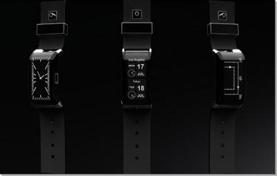 LED變臉手錶Watch oNe 工業設計