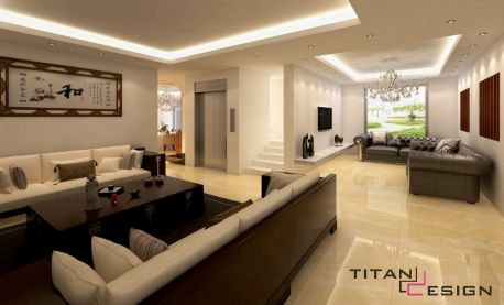 Titan 獨立屋家居設計