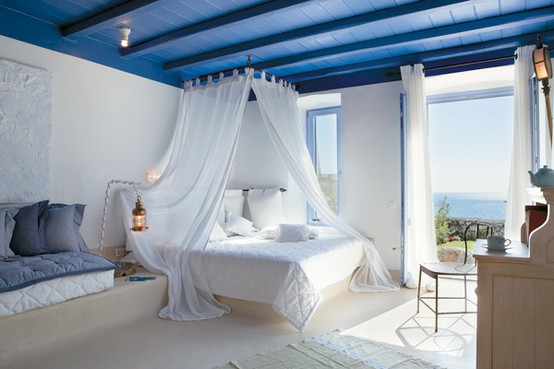 Hotel Interior Design : Cobalt Blu Villa