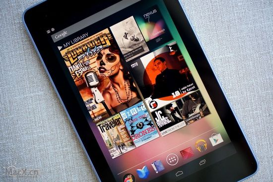 Nexus 7外包裝設計失敗 開箱難於上青天