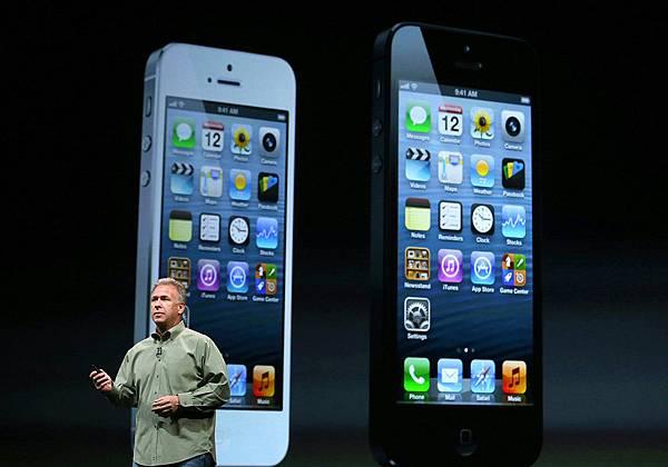iPhone 5 四吋芒 全球最薄 香港9月21日開售