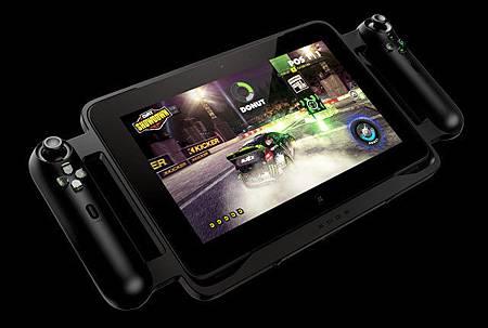 Razer Edge:專為 PC 玩家設計的遊戲平板