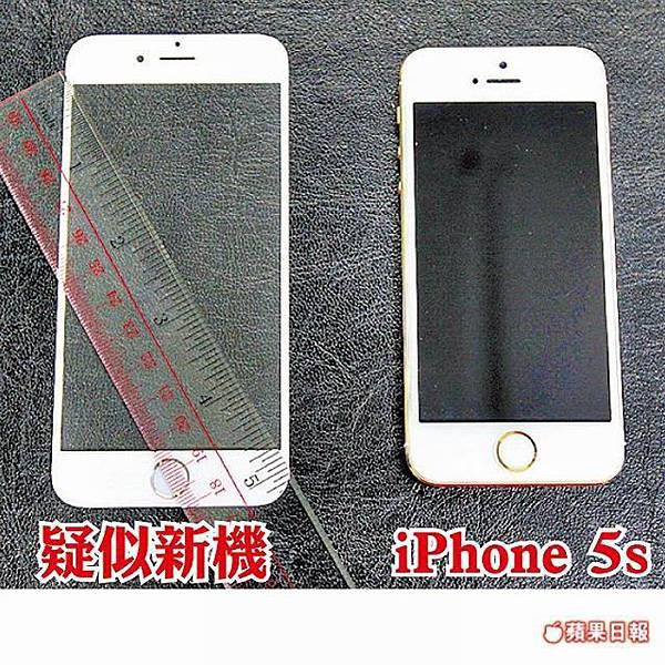 iPhone6 螢幕防火可彎