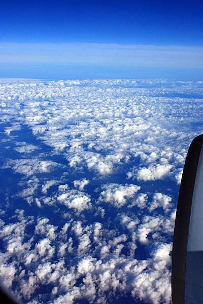 從香港收集來的雲