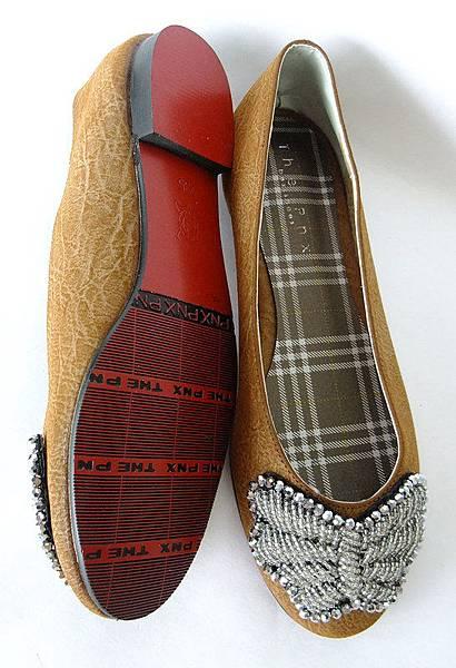 韓國帶回亮珠珠鞋 450元 SIZE 23.5